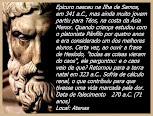 Epicuro-Mensagens e Frases