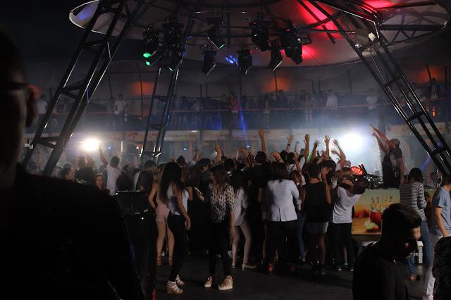prin club in Buzau