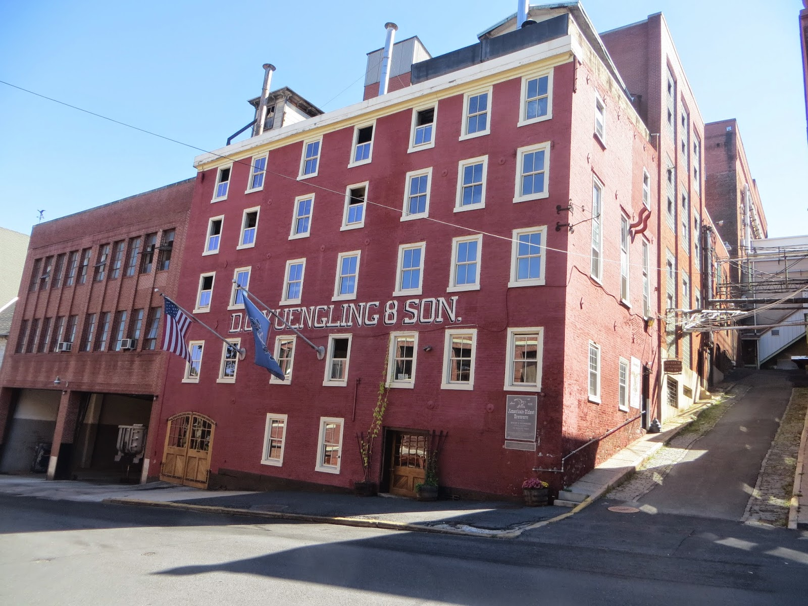 Image result for yuengling brewery tours