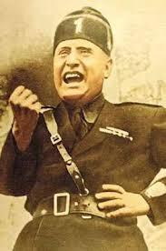 Fašista,Benito Musolini