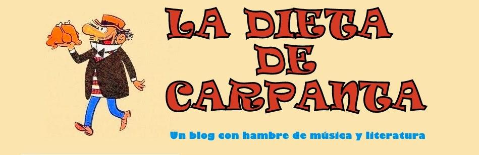LA DIETA DE CARPANTA
