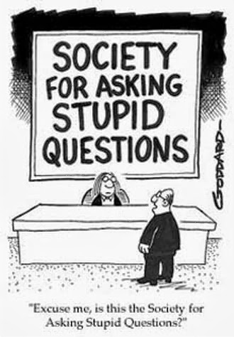 September 27 – Ask a Stupid Question Day
