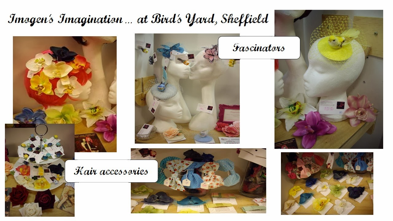 Imogen's Imagination at Bird's Yard Sheffield