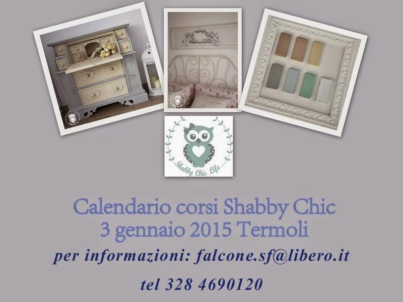 Corso Shabby Chic a Termoli