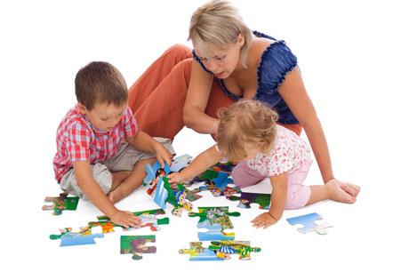 Parents not after child development
