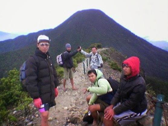 Jasa Guide Gunung