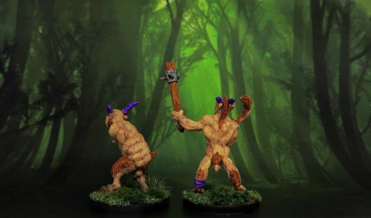 Beastmen, Beastman, Fenris, Games, Bob, Thumper, oldhammer, mutation