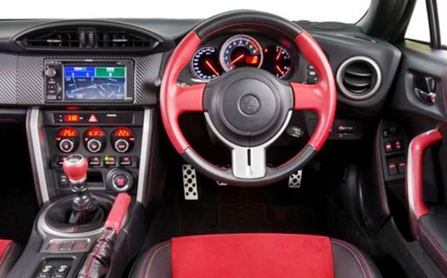 2016 Toyota GT 86 Blackline Limited Edition