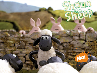 Shaun the Sheep Wallpaper