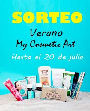 Sorteo de verano en My cosmetic art