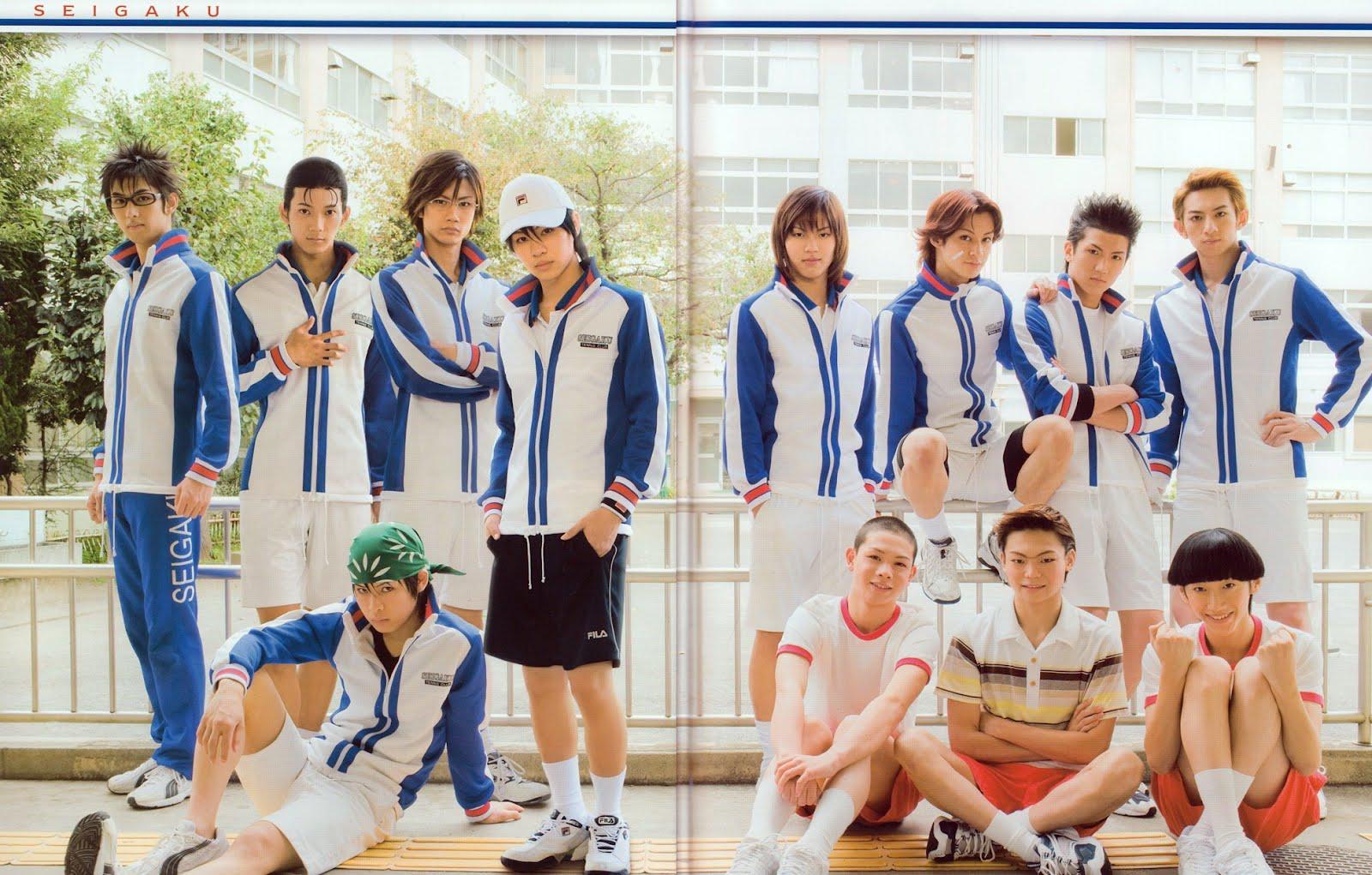 Okaeri Welcome Sekelebat Entry Tentang Prince Of Tennis Musical