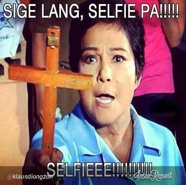 Selfie Funny Meme Tagalog : One man s journey to understand selfie culture