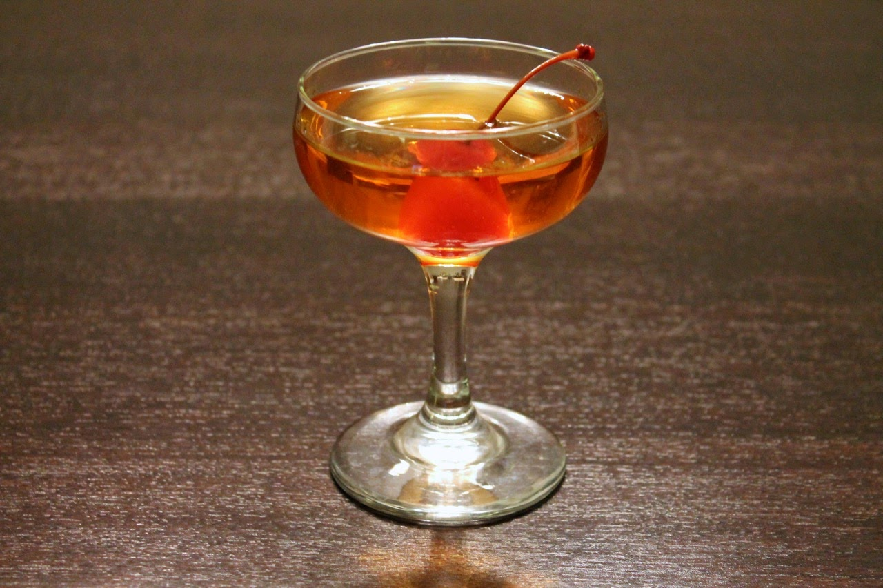 Cook In / Dine Out The Grand Budapest Hotel Oscar Cocktail