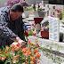 Masiva concurrencia a cementerios en el día de todos los santos