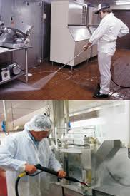Limpieza y desinfecci n manipulaci n de alimentos for Limpieza y desinfeccion de equipos