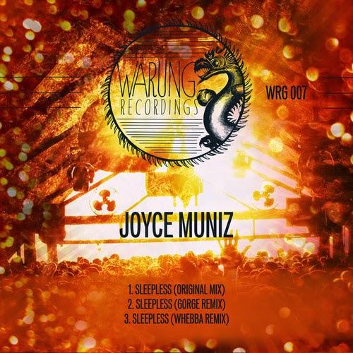 Joyce Muniz - Sleepless