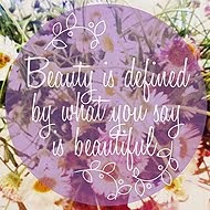 Being Beautiful