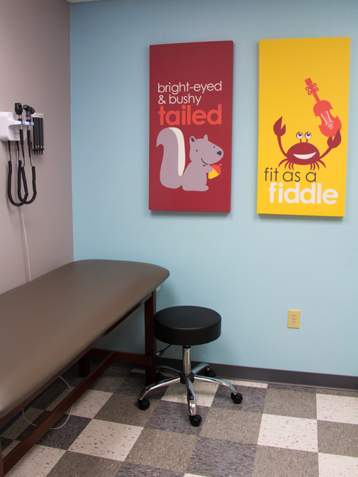 Project Denneler Now Open Redbud Pediatrics West