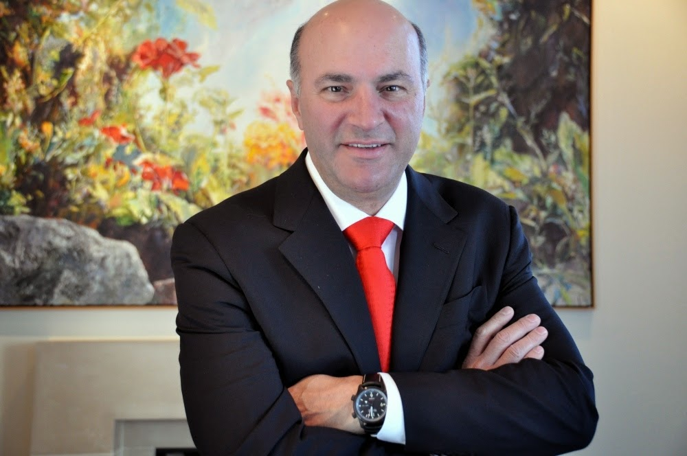 kevin o'leary new year
