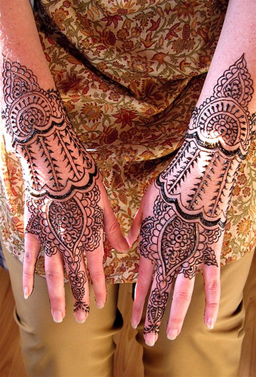 Mehndi Designs Jans : Bridal henna designs new clothes tatto baeuty