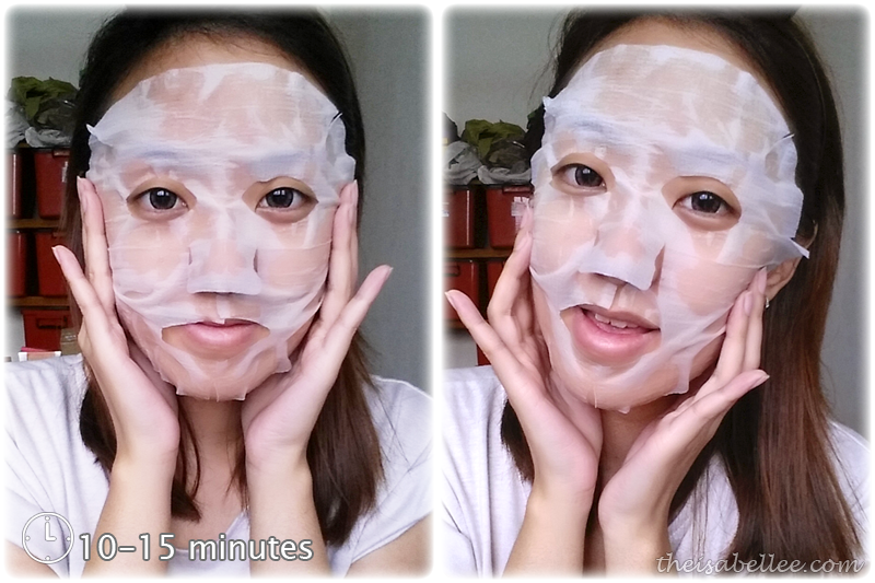 Review Kose Sekkisei Lotion Mask