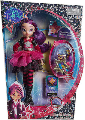 TOYS : JUGUETES - DISNEY Star Darlings  Scarlet Starling : Star-Glow Edition | Muñeca - Doll  Producto Oficial Serie 2015| Jakks Pacific | A partir de 3 años  Comprar en Amazon España & buy Amazon USA
