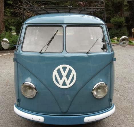 1953 Volkswagen Barndoor Bus For Sale Vw Bus Wagon