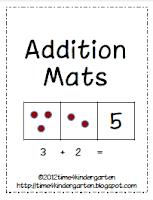 Kindergarten sums to 5