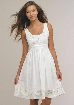 White Summer DressWhite Summer Dresses