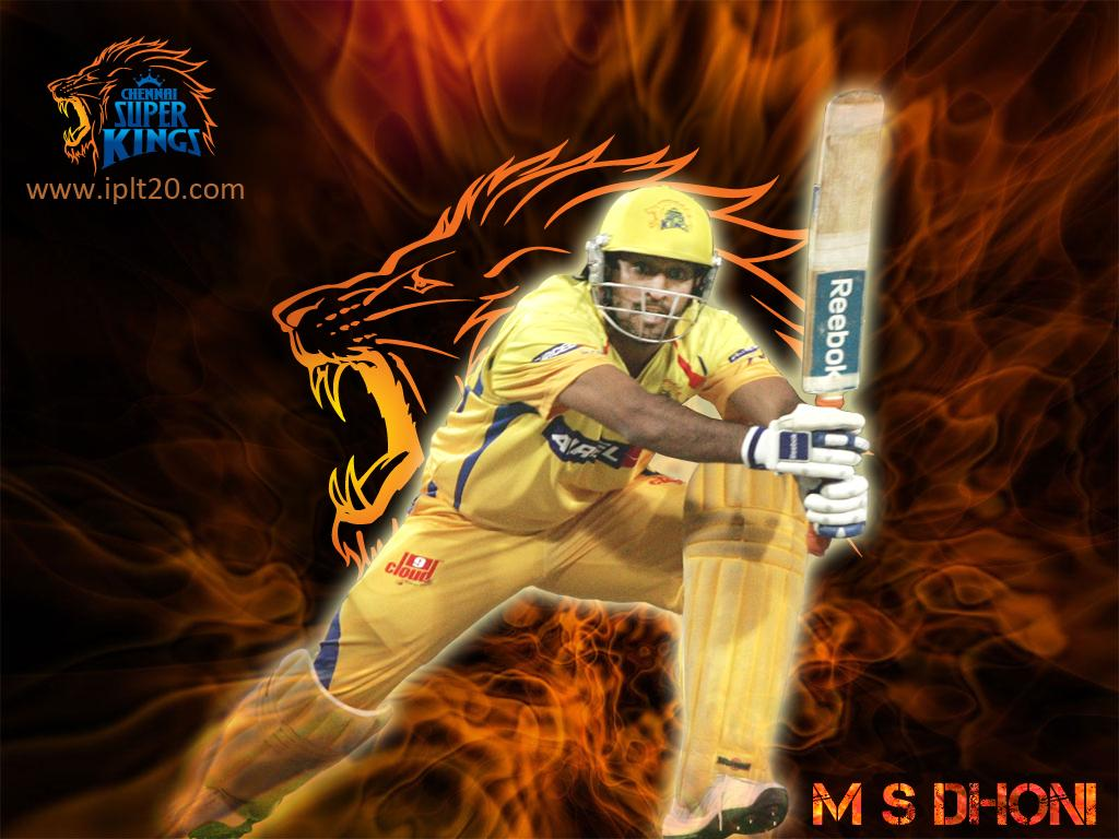 Dhoni Csk Wallpapers For Windows 7 Ipl Rcb Wallpapers