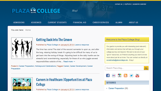 Plaza College Blog