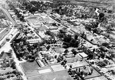 Inilah Asal-Usul Kota Pematangsiantar Tercinta - Pematangsiantar 1938