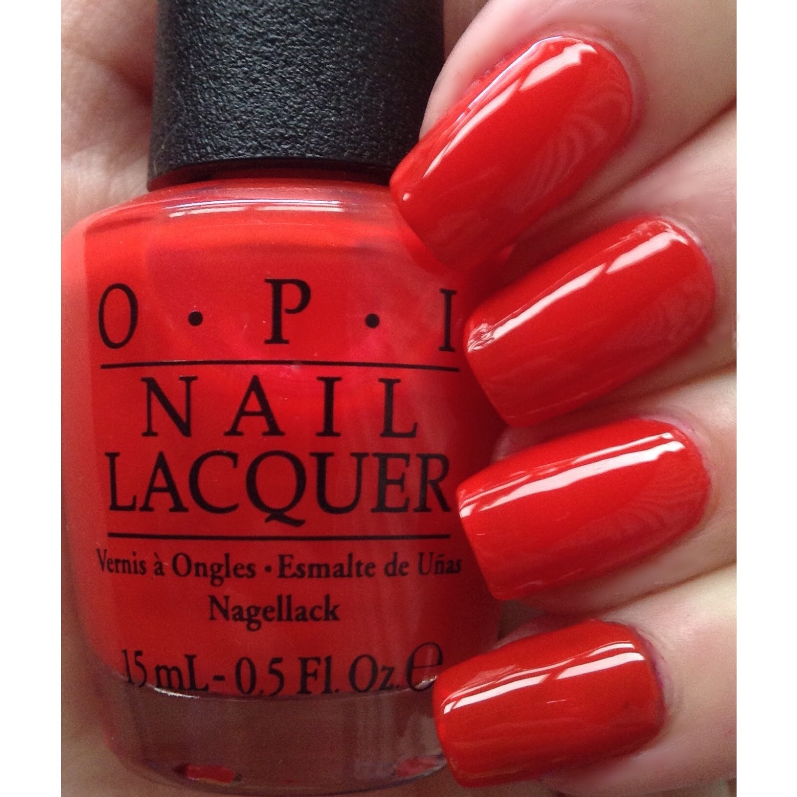 Opi Nail Polish Name Meaning