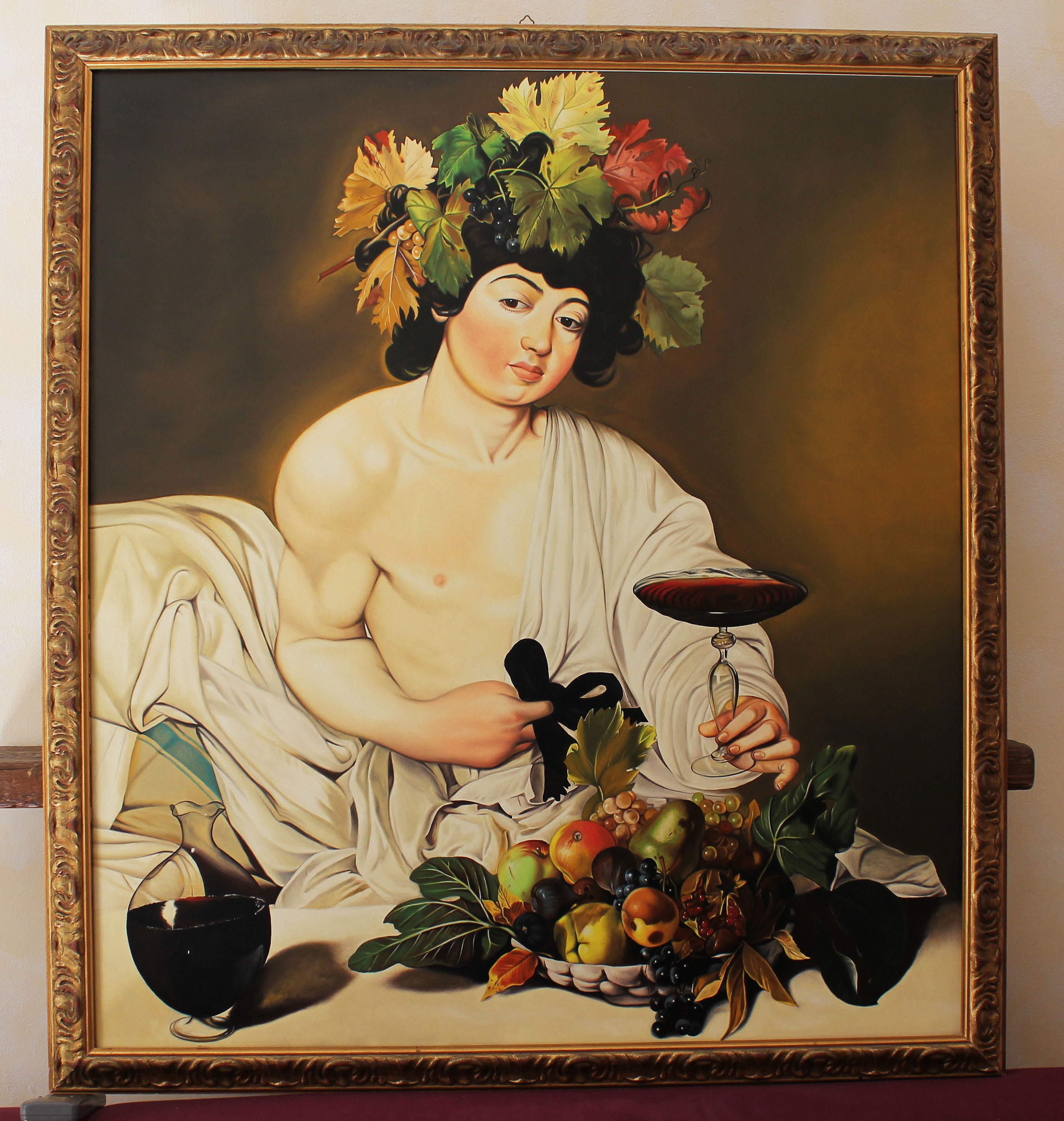oil painting reproductions marcello barenghi