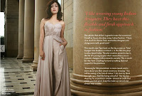 Yami Gautam in TOUGH LUXE Magazine Issue