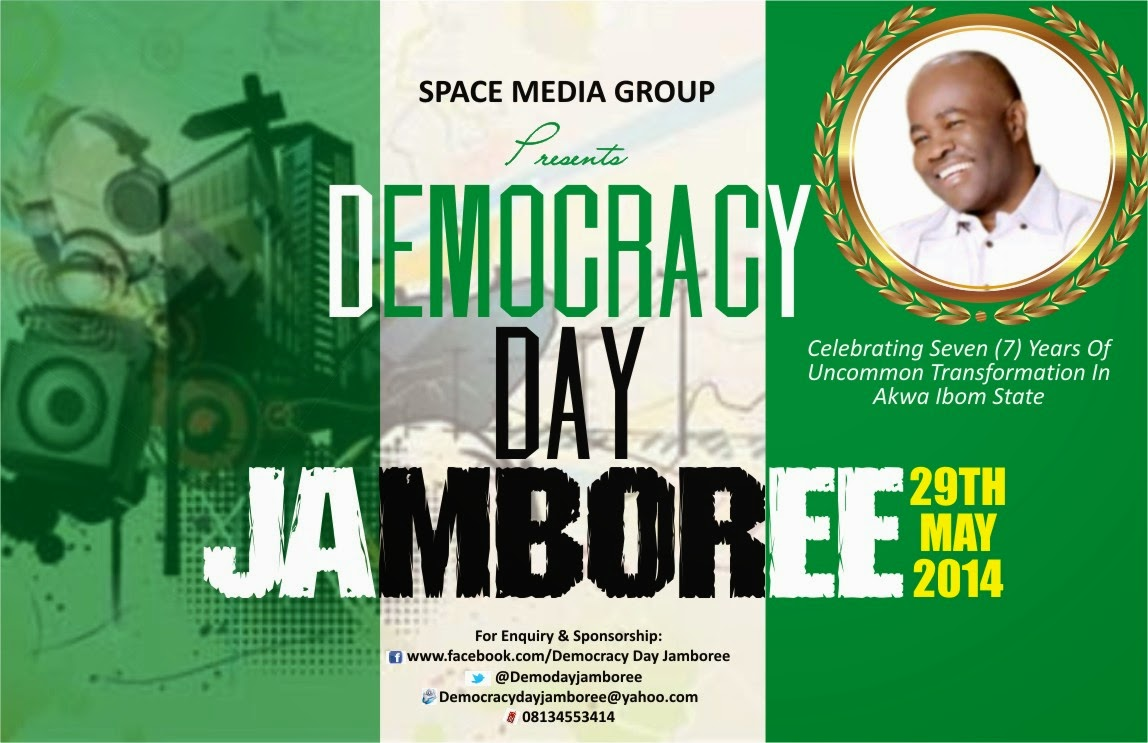 """DEMOCRACY DAY JAMBOREE!!!"""