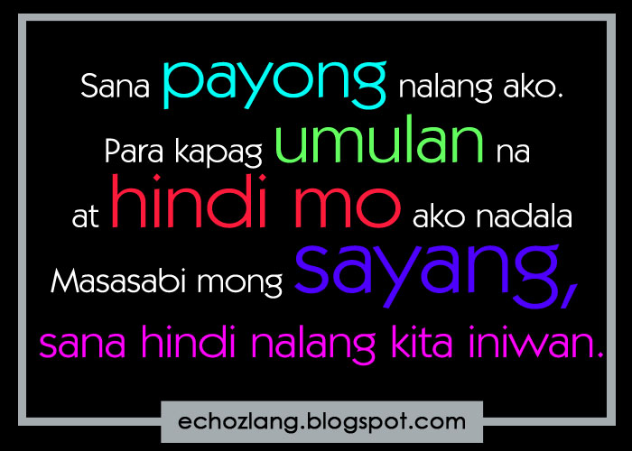 tagalog quotes wallpapers for mobile - photo #18