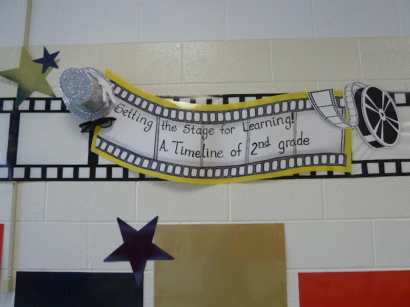 second grade fun classroom set up