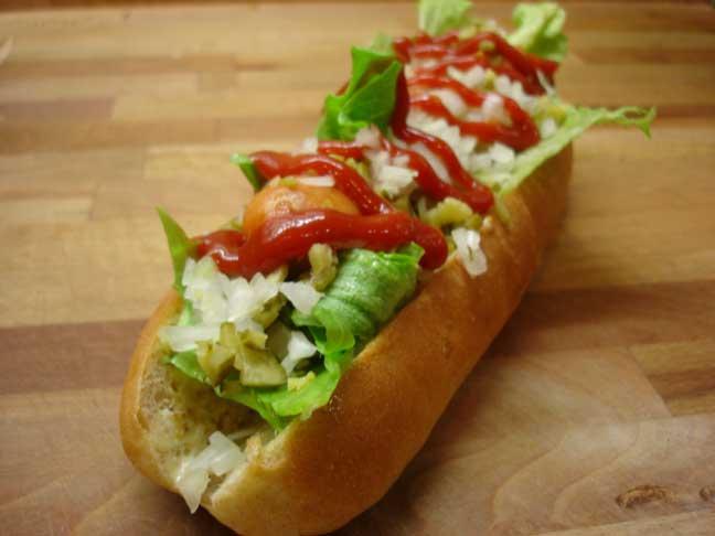 hot dog sosis