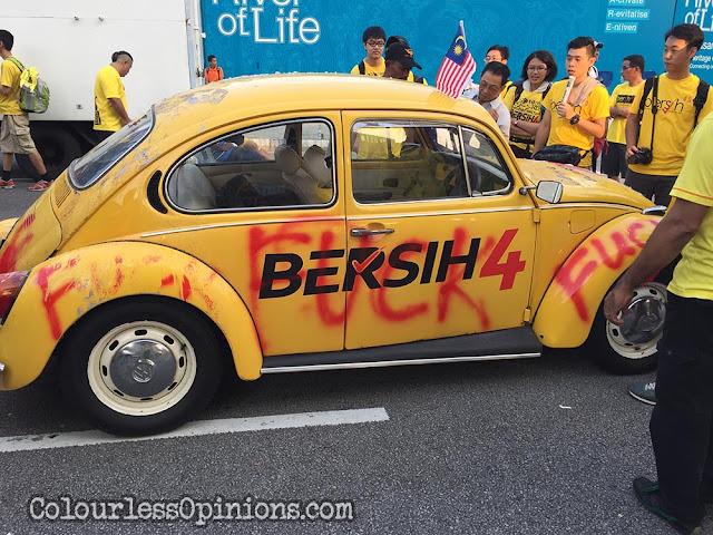 bersih 4 volkwagen beetle