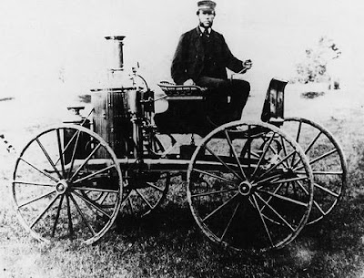 Roper Steam Car (1863)