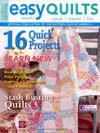 Easy Quilts Summer 2012