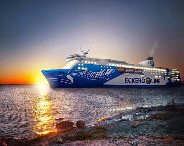 Osallistumalla voit voittaa Eckerö Linen lahjakortteja!