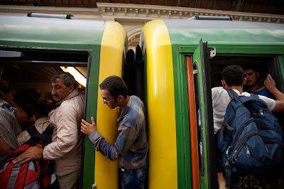 Budapest, illegális bevándorlás, Keleti pályaudvar, menekültek, migráció,