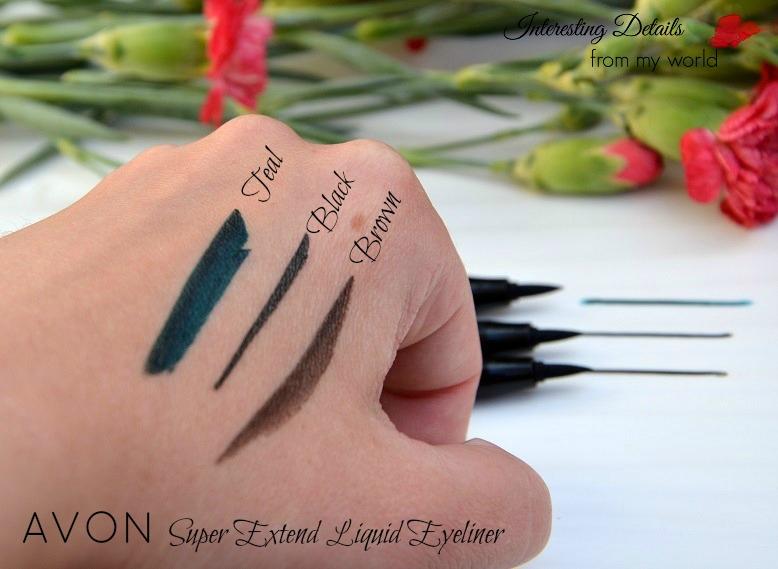 Eyelinery w pisaku AVON