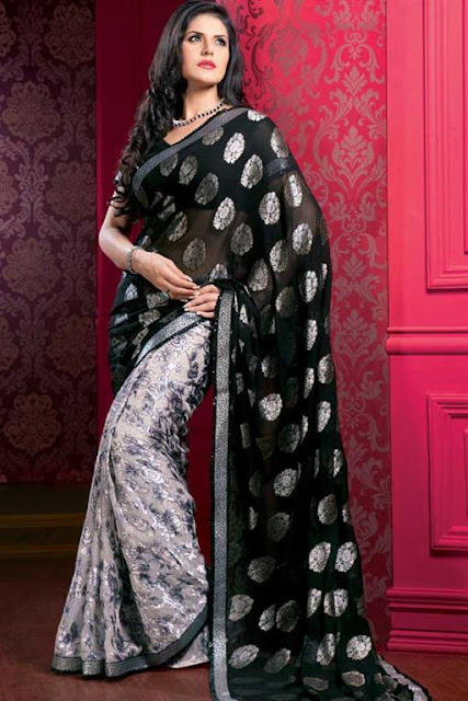 Indian Saree Designs Patterns