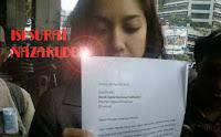Isi Surat Nazaruddin Kepada Presiden SBY (Susilo Bambang Yudhoyono)