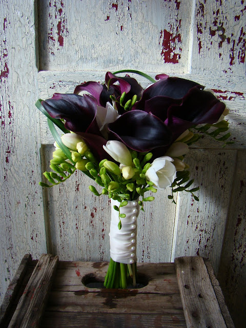 black calla best designed bouquet