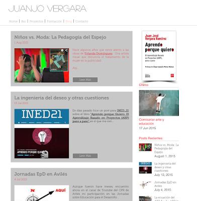 Blog de Juanjo Vergara