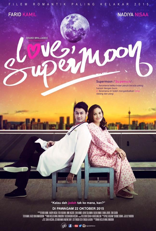 Love Supermoon